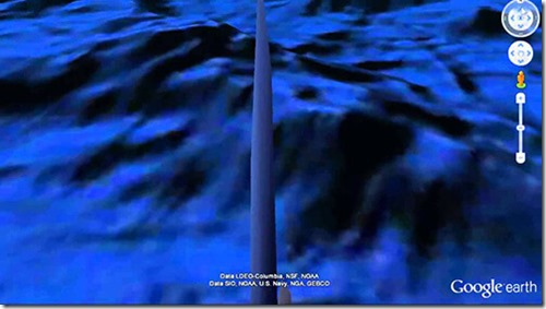 obelisk_Google Earth