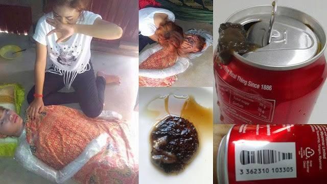 Bahayanya Makan Durian Dan Minum Coca-cola Serta Makan Mie Dengan Nasi