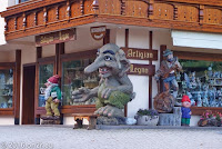 Nein, kein Troll irgendwo in Norwegen, sondern in Rocca Pietore in den Dolomiten.