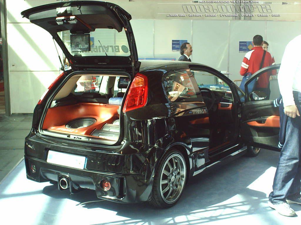 Fiat Grande Punto Tuning