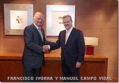 FRANCISCO IVORRA Y MANUEL CAMPO VIDAL