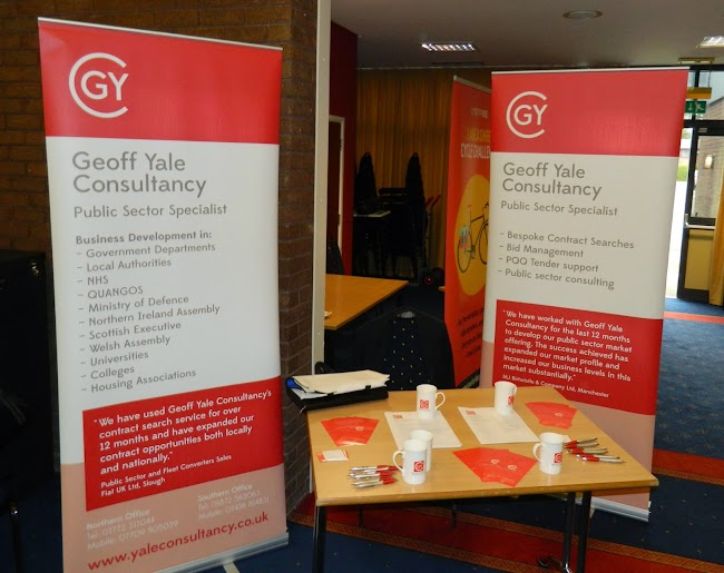 Geoff Yale Consultancy Events