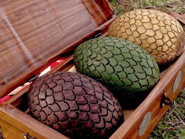 Jay Z Bought Game Of Thrones Dragon Eggs For Beyonce?