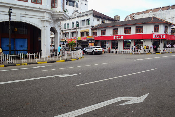 Улицы Канди, Шри Ланка