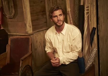 Liam Hemsworth stars in The Dressmaker