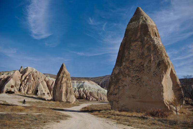 Turnurile zanelor din Capadoccia.