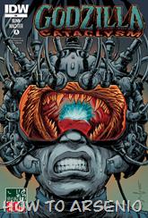 Actualización 26/04/2015: Godzilla Cataclysm #4 tradumaquetado por E.P. Green.