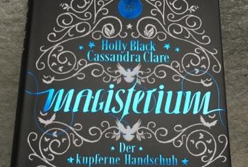 Rezension Magisterium 2 - Der kupferne Handschuh