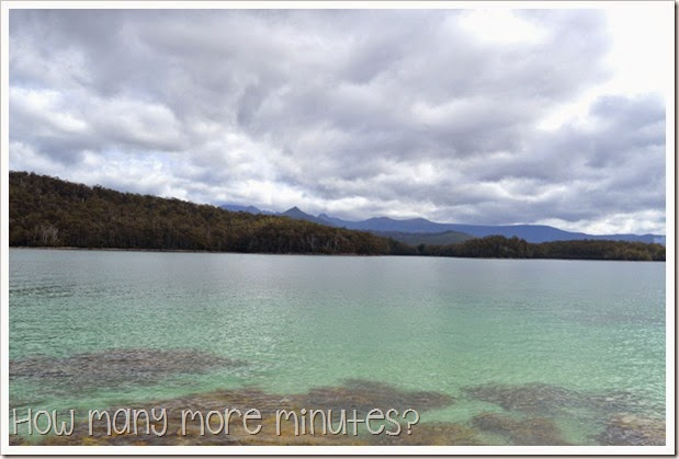 How Many More Minutes? ~ The End of the Road: Cockle Creek, Tasmania