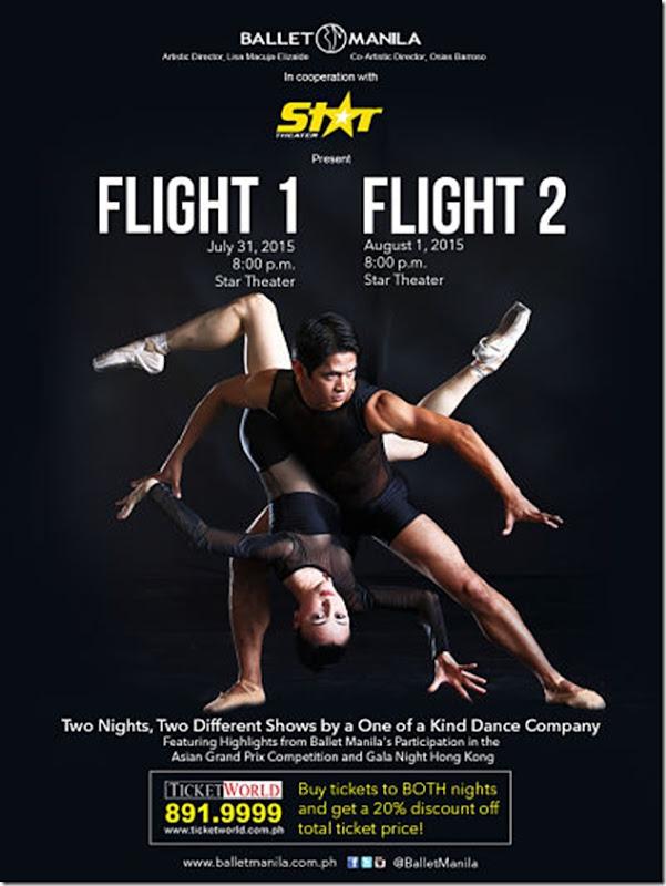 Ballet Manila Flight 1 & 2