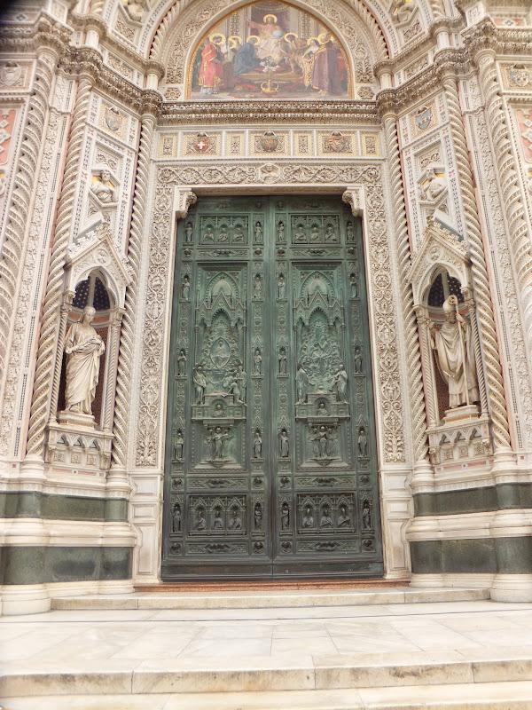 Monumentos de Florencia, Baptisterio
