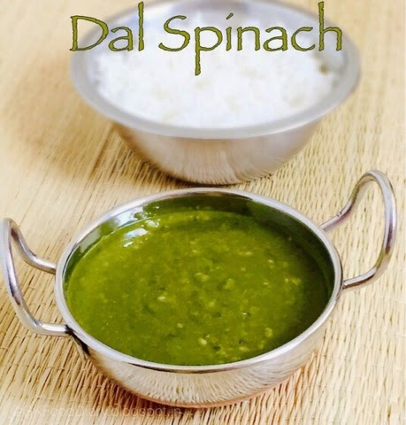How to make Dal Palak