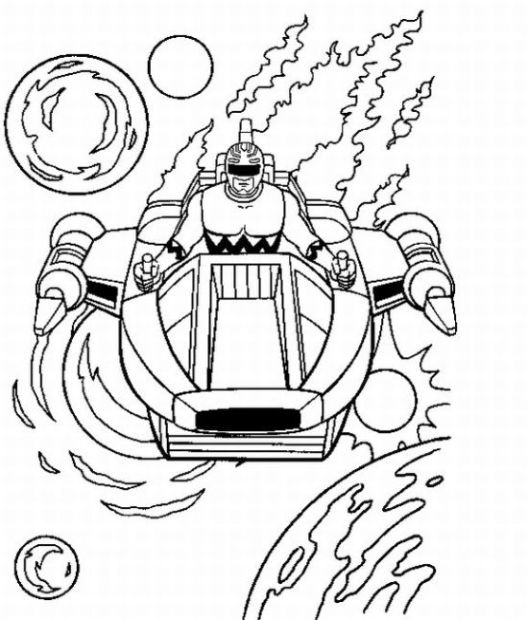 Power Ranger Free Printables and Color Pages - power rangers printable coloring pages