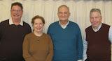 Mar. 27: Roger Race, Marlene Levitt, Howard Kahn, David Harris