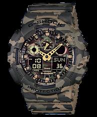 Casio G-Shock : GA-110NM-3A