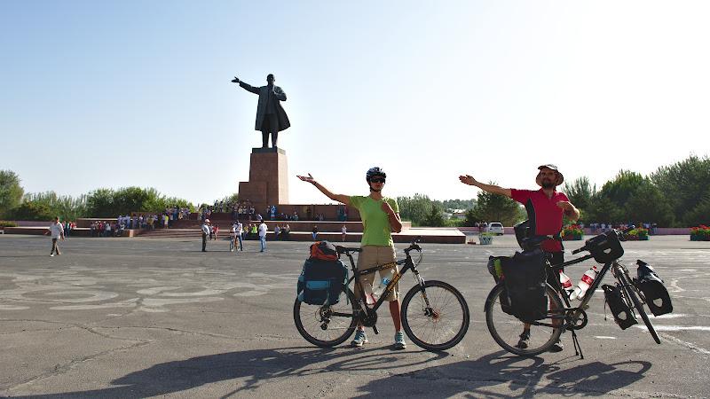 Mostenirea lasata de Lenin e inca extrem de vie in fostele state sovietice.