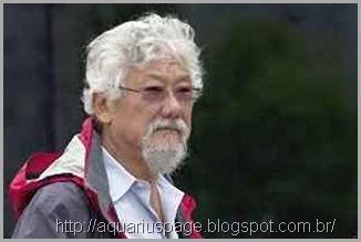 David Suzuki e fukushima