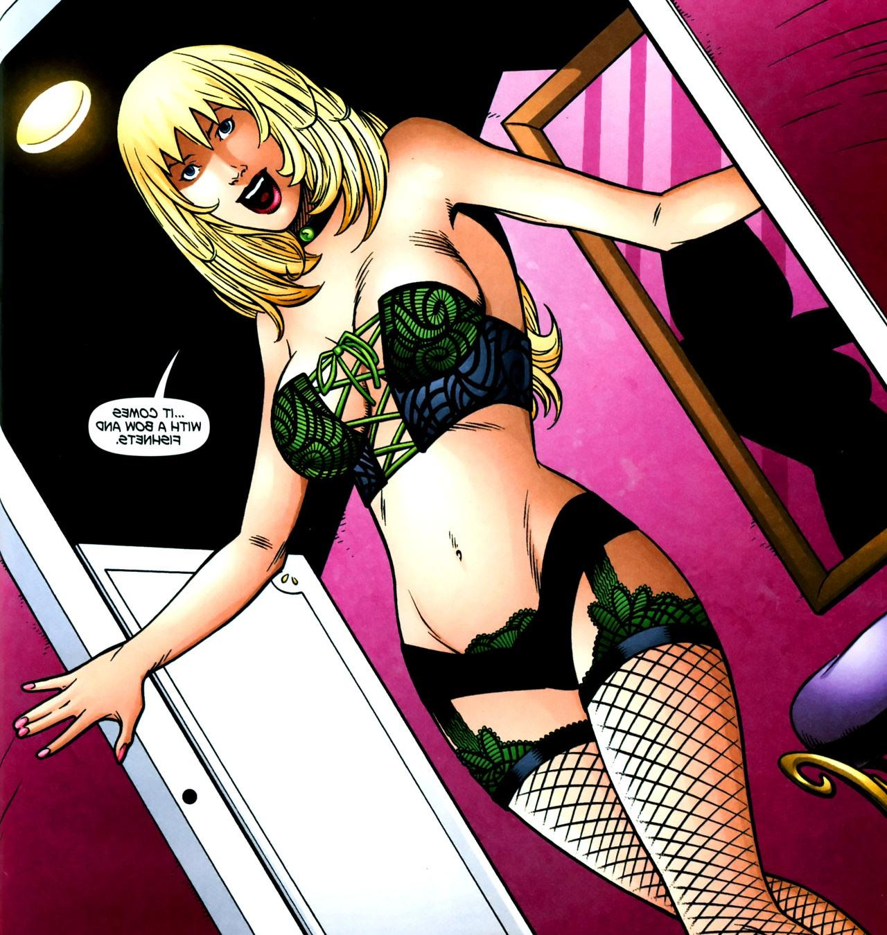 File:Black Canary Wedding