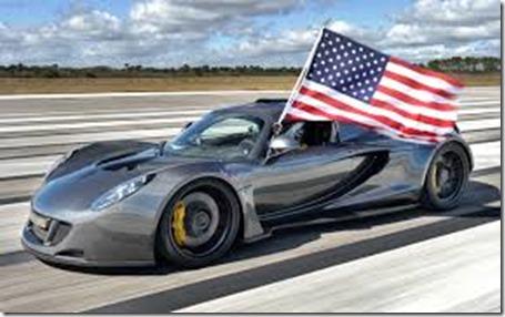 hennessey-venom-gt-american-flag