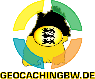 "Das Logo des Geocaching-Blogs ""GeocachingBW – Geocaching in Baden-Württemberg"""