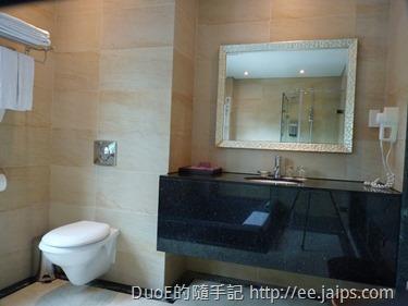岩湯精緻套房-浴室4
