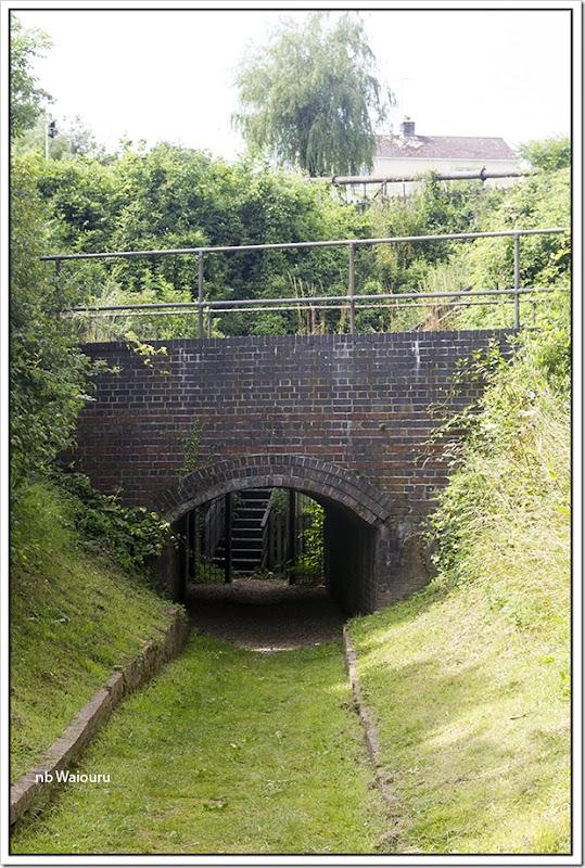 pumphouse tunnel