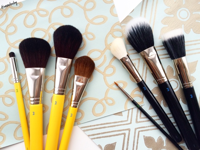 bdellium tools affordable quality makeup brushes goat and pony hair bristles