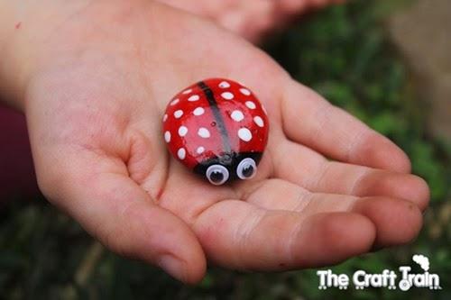 pet rock bugs