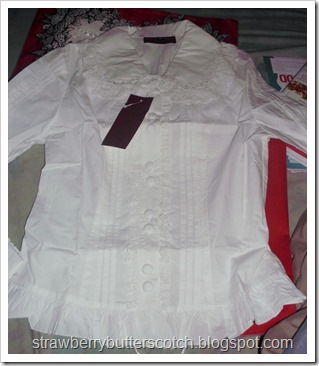 Bodyline L108 Blouse