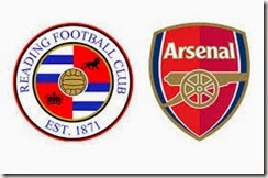 reading vs arsenal