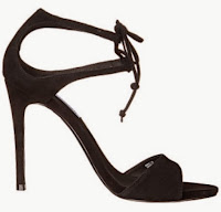 Look for Less: Gianvito Rossi Darcy Double Strap Lace Up Sandals
