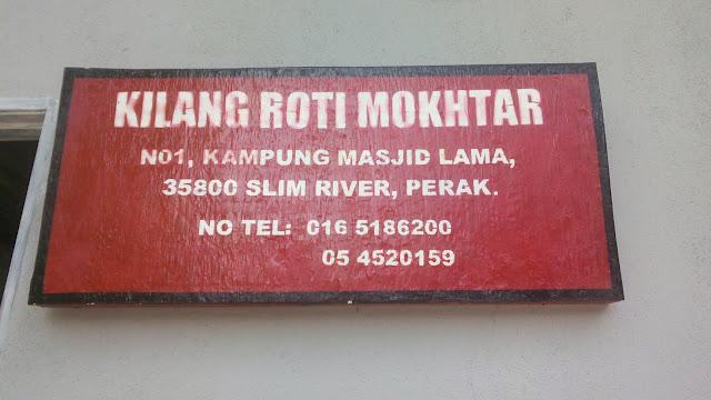 Roti En.Mokhtar - Slim River