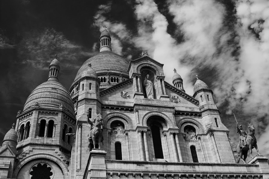 Sacré-cœur by Hoang Nguyen Anh - Buildings & Architecture Places of Worship