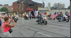 Nothing says America like a biker gang!