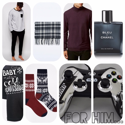 Last Minute Gift Idea's for Him