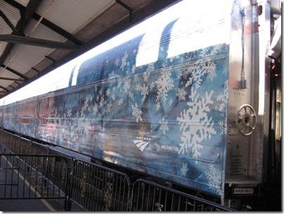 IMG_7628 Christmas Carol Train Car MRLX #801102 at Union Station in Portland, Oregon on July 1, 2009
