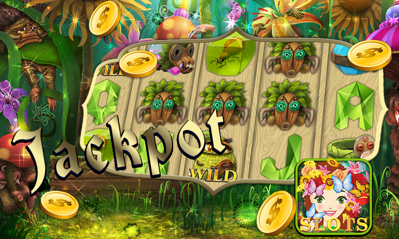 android Slots Beauty Golden Casino Screenshot 1