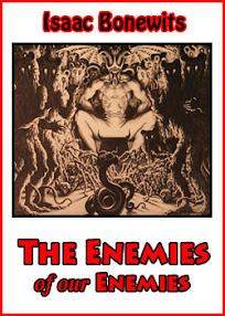 Cover of Isaac Bonewits's Book The Enemies Of Our Enemies
