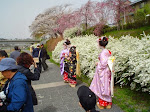 Gejsze - wizytówka Kioto.