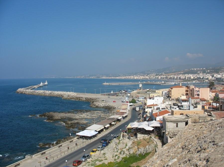 Порт в Ретимно