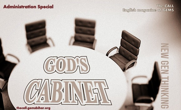 God's Cabinet_The CALL