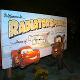Grand Opening of Cars Land