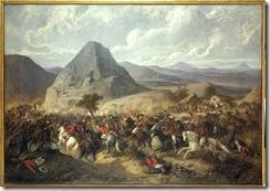Beaucé_-_Bataille_de_Hierba-Buena_(Mexique),_le_8_juin_1865
