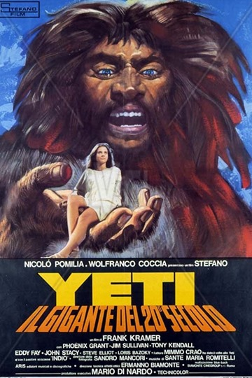 Image result for yeti giant of the 20th century