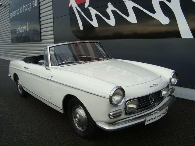 Peugeot 404 Coup   and