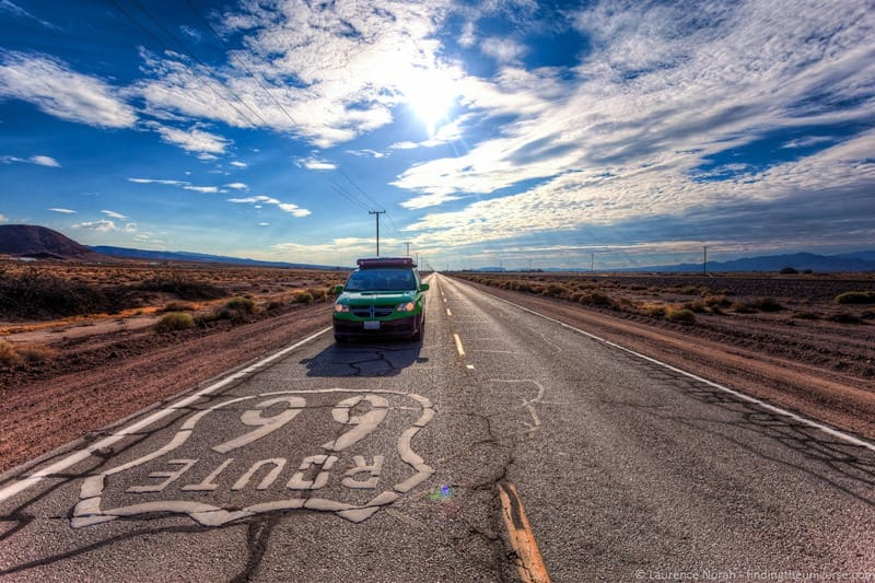 Jucy Road Trip Across the US