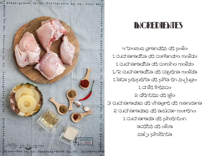 pollo-glaseado-ingredientes