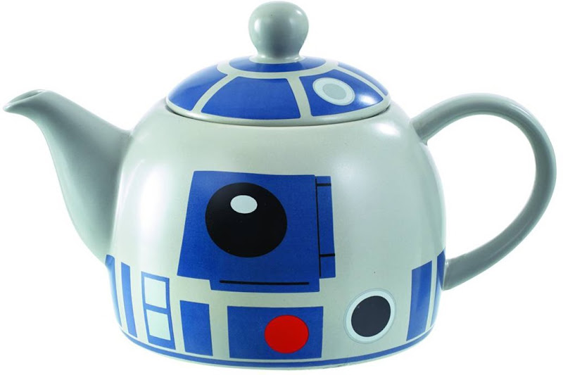 Star Wars R2-D2 Teapot from Urban Collector