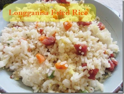 longganisa fried rice