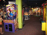 The arcade at Kalahari Water Park hotel in OH 0219201a
